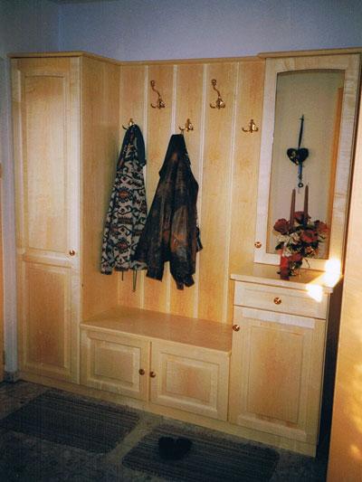 Diele und garderobe for Diele garderobe